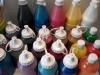 färgflaskor